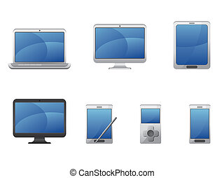 設備, 電子學, 計算机