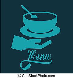 設計, 菜單