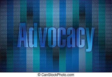 設計, advocacy, 插圖, 簽署
