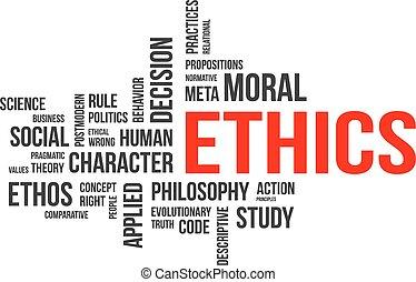 詞, 倫理學, -, 雲