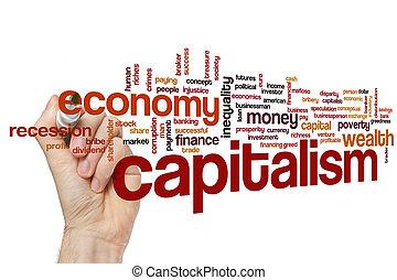 詞, 雲, 資本主義
