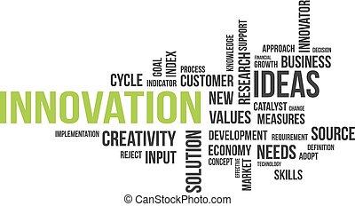 詞, -, 雲, 革新