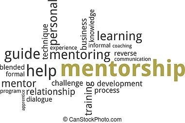 詞, mentorship, -, 雲
