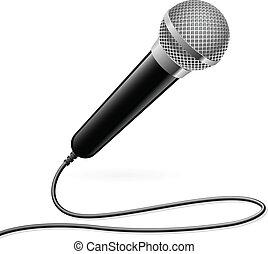話筒, karaoke