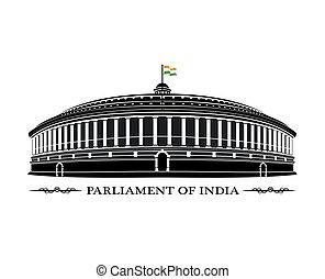 議會, 印度