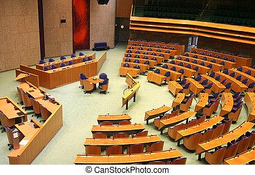 議會, 荷蘭語