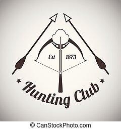 象征, 打獵