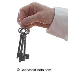 象征, 鑰匙