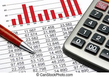 財政, 統計