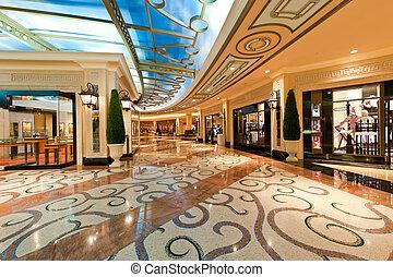 購物中心, 現代, 購物, 豪華