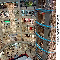 購物中心, 購物, 3