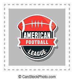 足球, 美國同盟