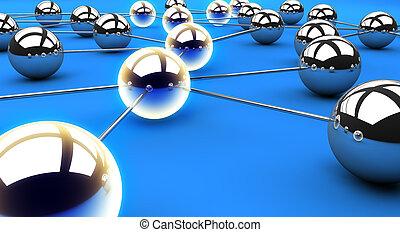 路徑, 网絡