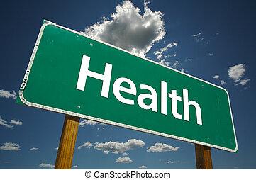 路標, 健康
