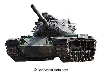 軍事, 坦克