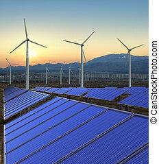 農場, 能量, rewnewable