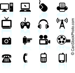 通訊, 技術, 元素, 設計
