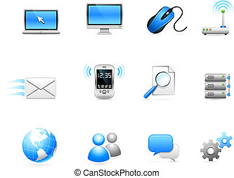 通訊, 技術, 彙整, 圖象