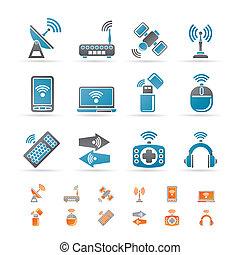 通訊, 技術, 無線