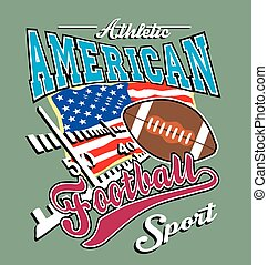 運動, 足球, 美國人