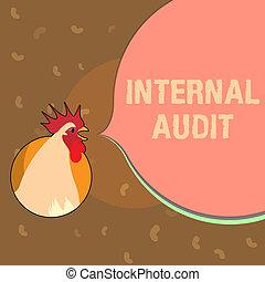 過程, 事務, audit., 相片, 顯示, 控制, 寫, 內部, 手, 正文, 概念性, evaluates, 有效率