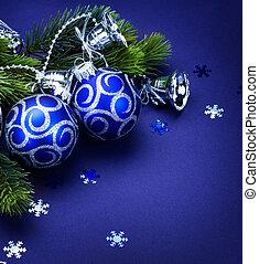邊框, 圣誕節卡片