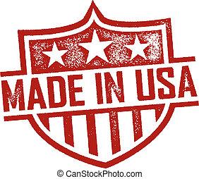 郵票, 做, 美國