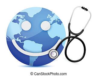 醫學的概念, 健康