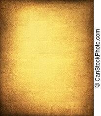 金色黃色, 背景