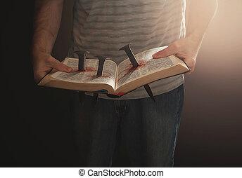 釘子, 聖經