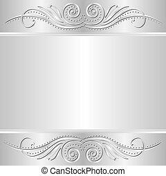 銀, 背景