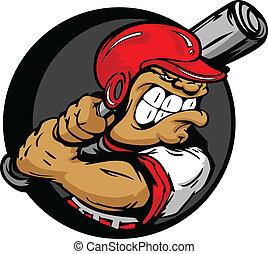 鋼盔, 蝙蝠, 堅韌, 表演者, 棒球, 藏品