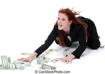 錢, 婦女 事務