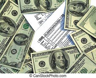 錢, 稅, 政府
