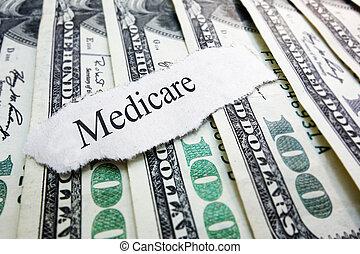 錢, 醫療保險
