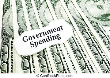 開支, 政府