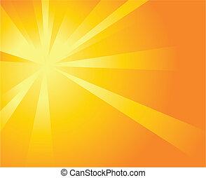 陽光, 背景