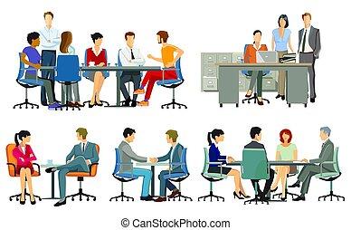 隊會議, 事務, 建議, meetings.eps
