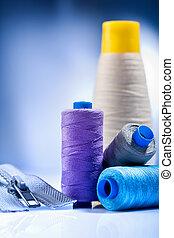 集合, 工具, 縫紉