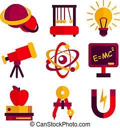 集合, 物理學, 天文學, 圖象