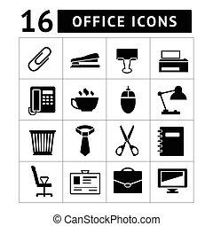 集合, 辦公室, 圖象