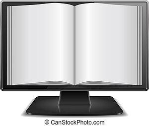雜志, 電腦監視器