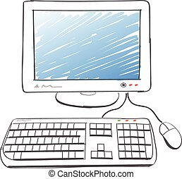 電腦, 圖畫