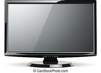 電視顯示器