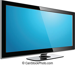 電視, 血漿, lcd