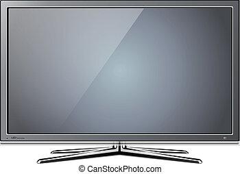 電視, lcd
