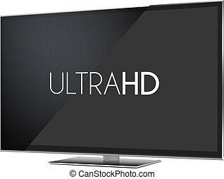電視, ultra, hd