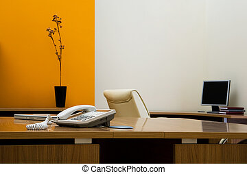 電話, 書桌
