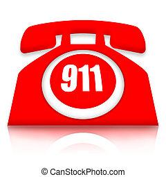 電話, 緊急事件