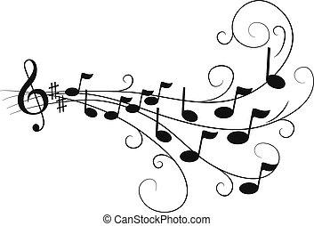 音樂的筆記